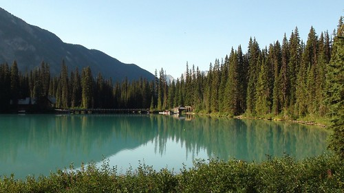 Lake Louise - Yoho NP - Banff - Canmore (1/08/2015)
