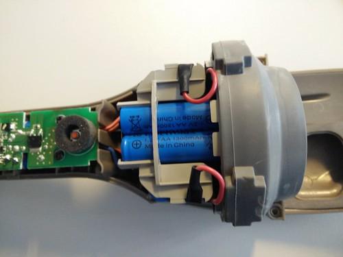 Electrolux ZB2901 akkupakk