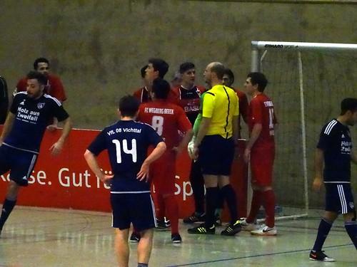 Final match: Wegberg-Beeck 7:2 Vichttal (Sparkassen Cup Aachen)