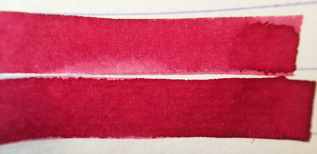 Ink Shot Review Caran d'Ache Divine Pink @BureauDirect (6)