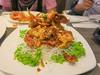 Fried soft crab