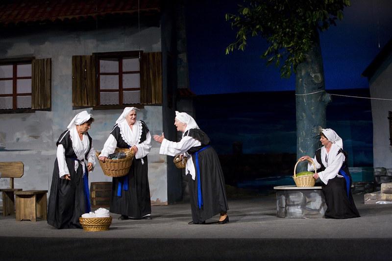 2008 Domača gledališka predstava KLOPČIČ - foto Uroš Zagožen