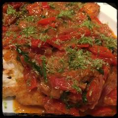 #Cajun Style #Tilapia #homemade #CucinaDelloZio - add lime zest