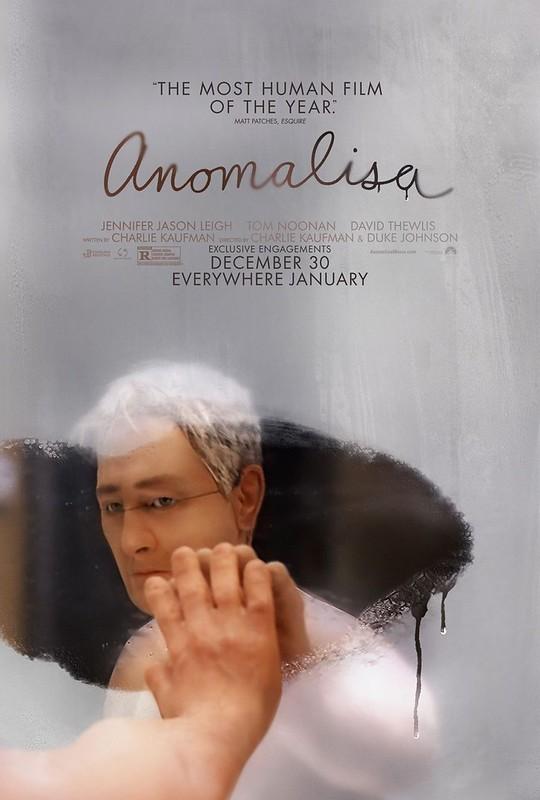 Anomalisa - Poster 2