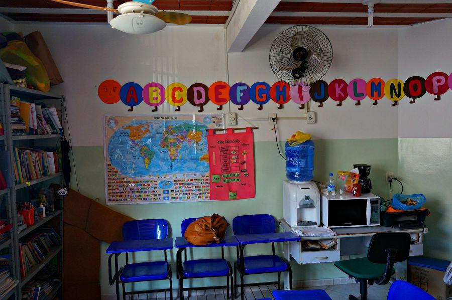 favela school