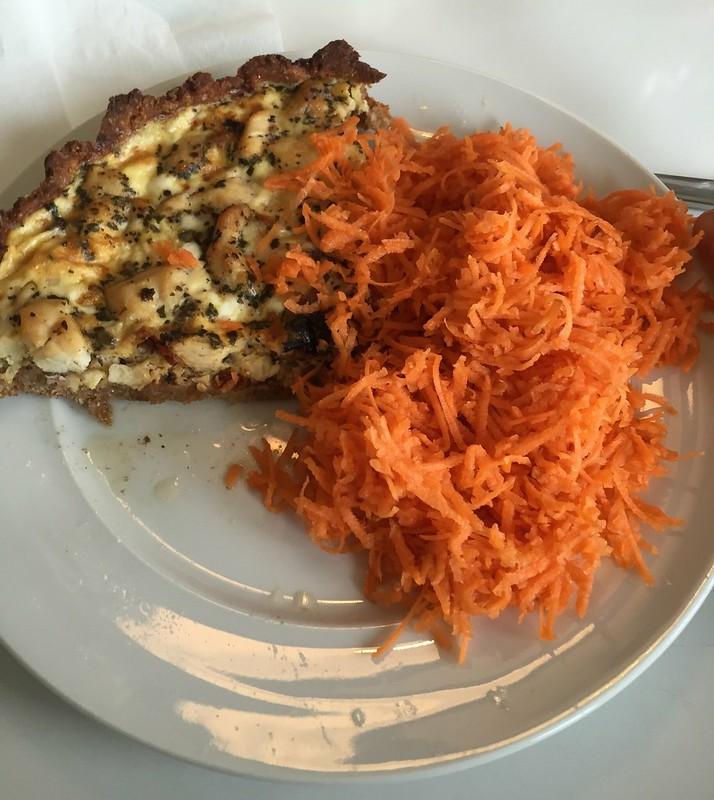 Grekiskpaj med morötter