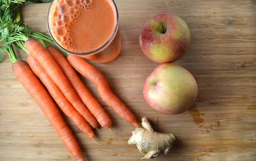 Carrot-Apple-Ginger-Juice