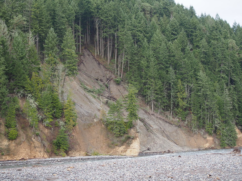 Carbon River Landslide