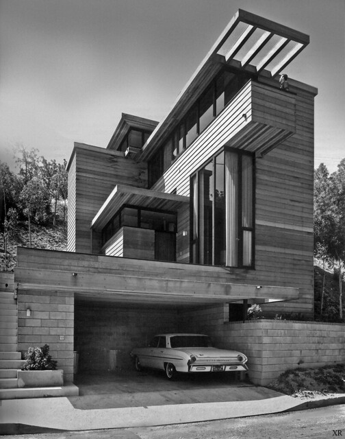 1965 ... Barry J Moffit - Waxman res - Studio City, CA
