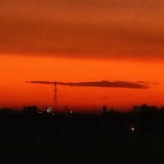 #sunset in #Olivos #latergram #landscape #igersbsas #igers #sky #buenosaires #instasky #instaclouds #instasunset