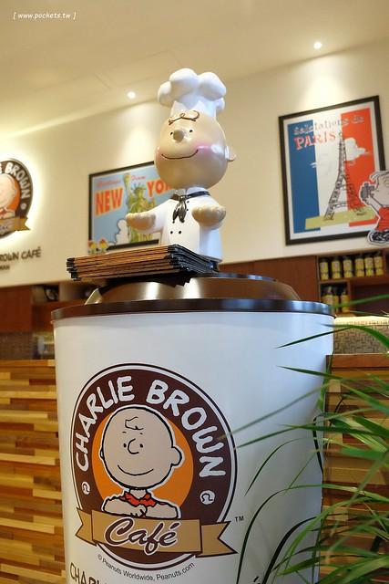 24889891153 4e5761b54b z - 【台中西屯】查理布朗咖啡.Charlie Brown Cafe:位於秋紅谷正對面鄰近朝馬車站,環境很漂亮也很好拍,餐點可愛觀賞性大於美味性