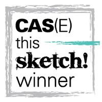 CASE This Sketch - Challenge Winner