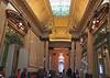 Buenos Aires - Teatro Colon hallway