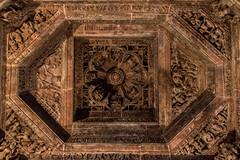 Mukteswar Mandir - Interior Ceiling