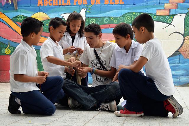 Taller de Impacto Juvenil en Villa Nueva
