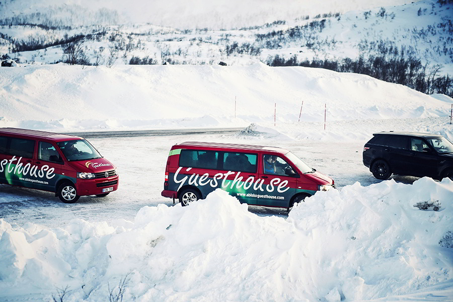 2016.02.23▐ 看我歐行腿 ▐ 阿呀~一不小心就從瑞典到了挪威, Narvik 小鎮遇見地理課本中的峽灣 04.jpg