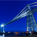Transporter Bridge, Newport by candicemorganphotography