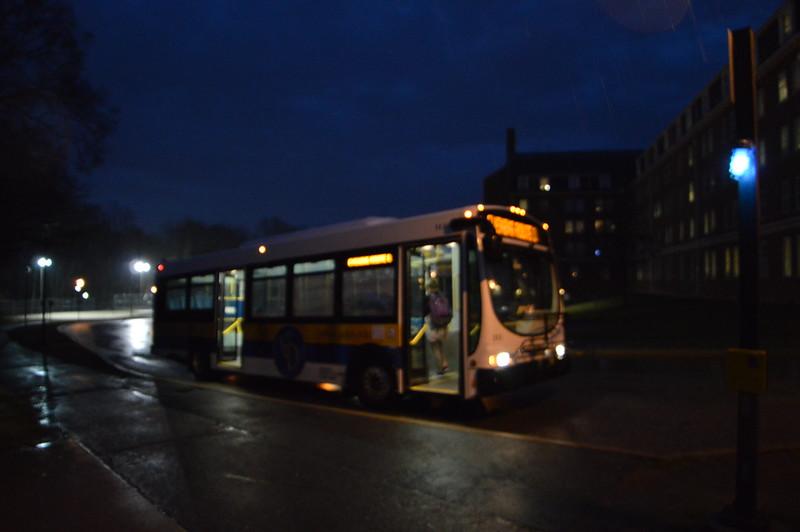 Late night bus system under scrutiny