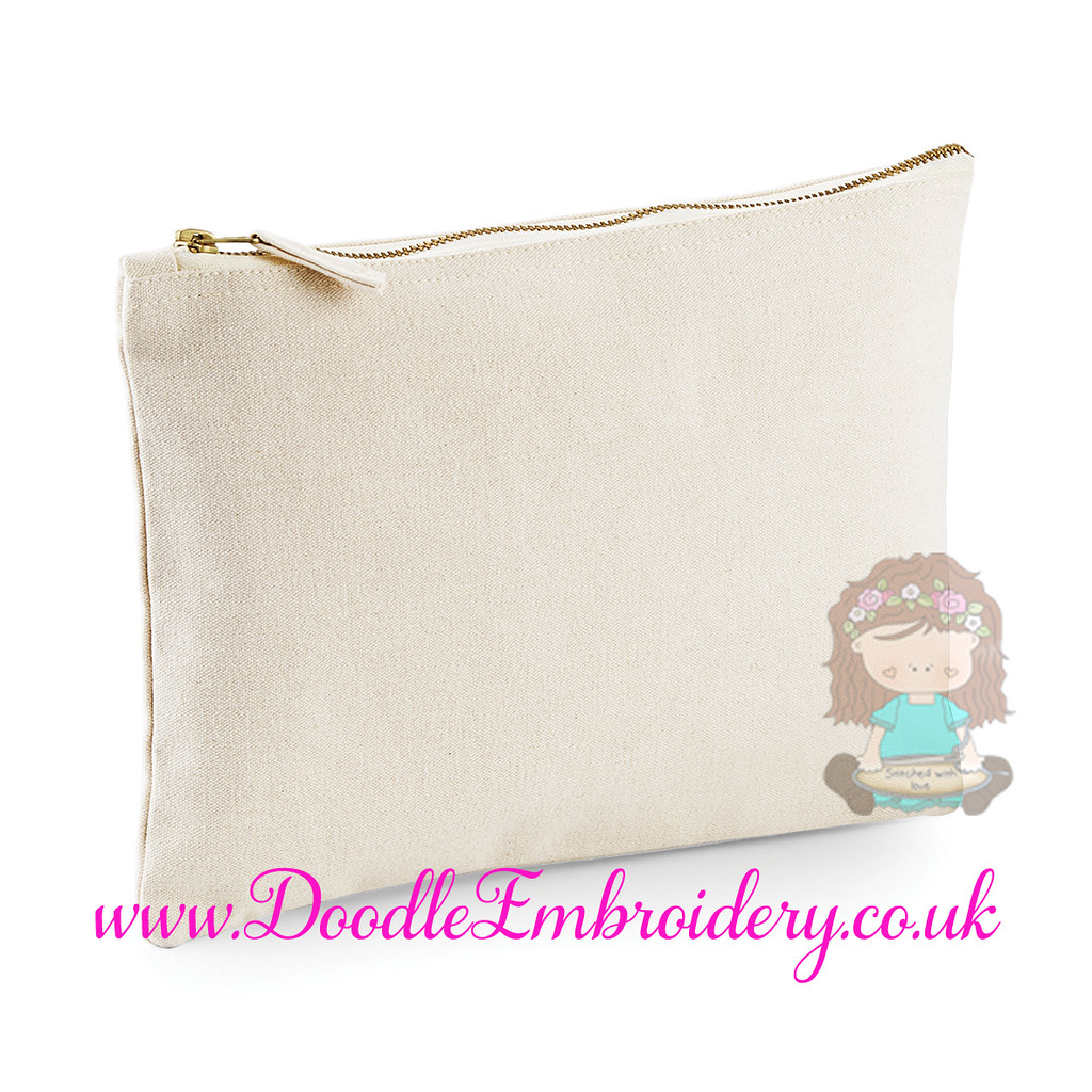 Cosmetic Bag 1 - Natural