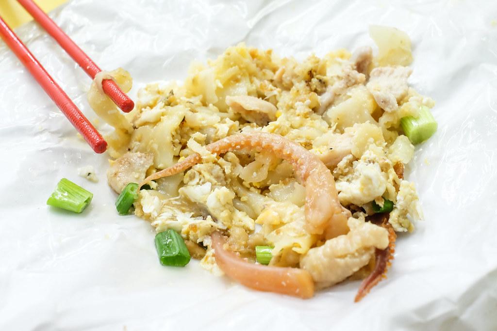 Chinatown Bangkok Food: Char Kway Teow