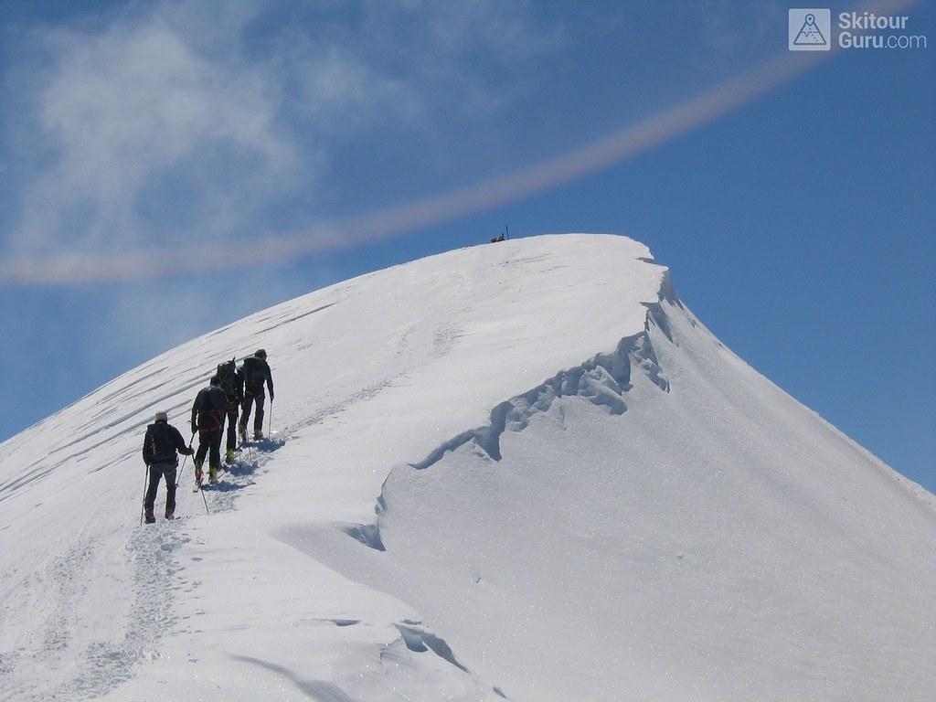 Alphubel Walliser Alpen / Alpes valaisannes Switzerland photo 25