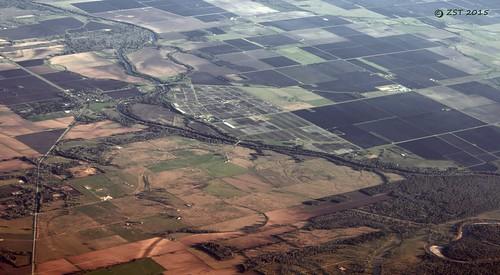 vacation geotagged texas flight aerialview aerial windowseat glenflora zeesstof sanjosédelcabotohouston treetownusa