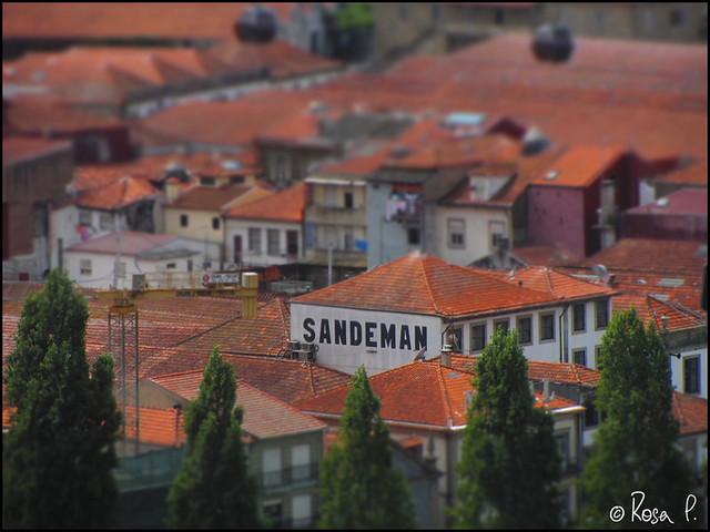 Portugal - Porto - Sandeman