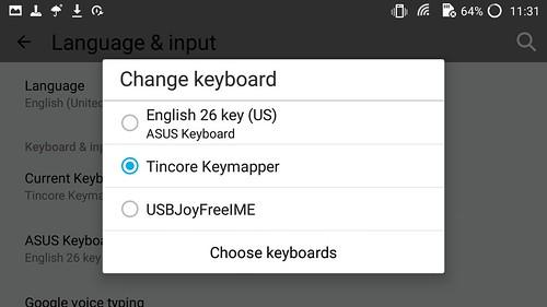 Hướng dẫn map nút tay cầm sử dụng chơi game cho Zenfone max - 116055