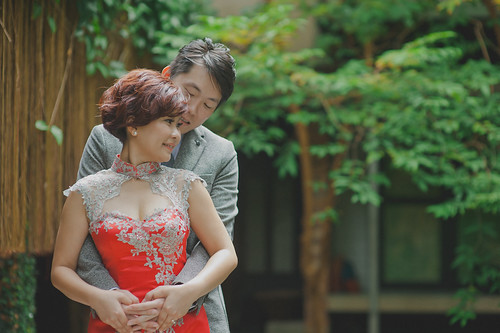 Mae ~ Pre-wedding Photography