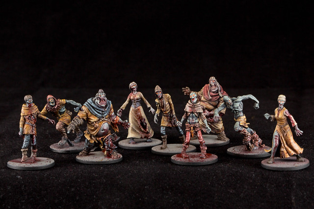 ZOMBICIDE: Black Plague - Group .001