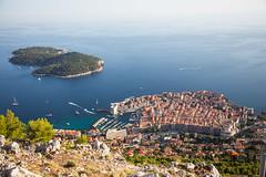 Dubrovnik and Lokrum