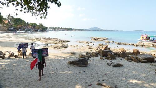 今日のサムイ島 4月26日 バンコクエアウェイズ