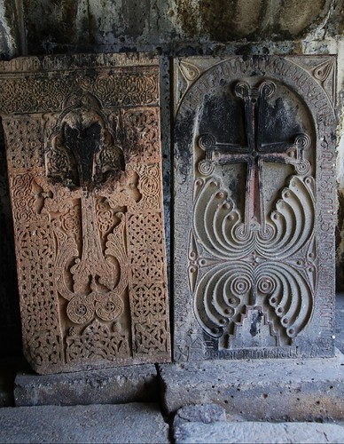 Khachkar, Armenian Cross