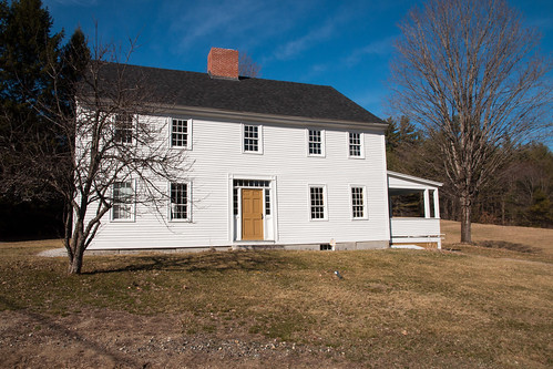 white architecture franklin farm colonial newengland nh historic danielwebster