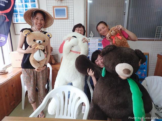 本日の集合写真♪ 2016/04/10 Tさん100ダイブ記念♪