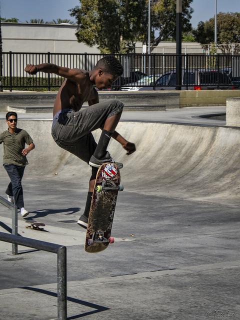 Independence Park Skate Park