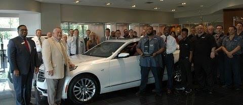 Fields Cadillac Jacksonville Florida >> Fields Cadillac Jacksonville Was Just Awarded The Prestigi