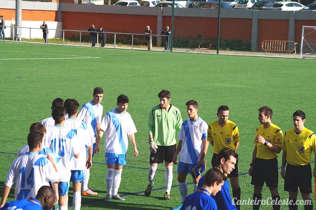GALERÍA | Aragón 2-4 Galicia sub-18 (27/12/2015)