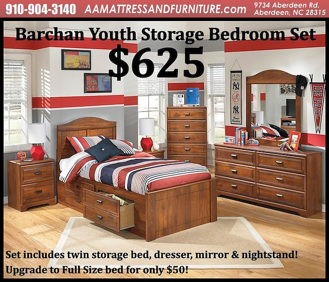 Barchan Youth Storage WM