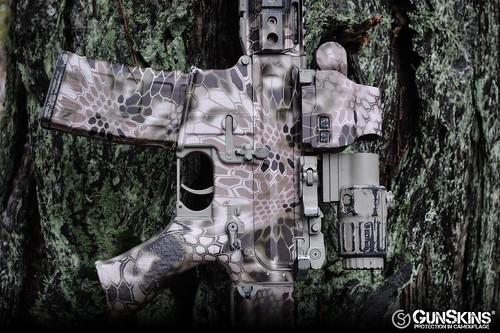 Highlander Gunskins AR-15