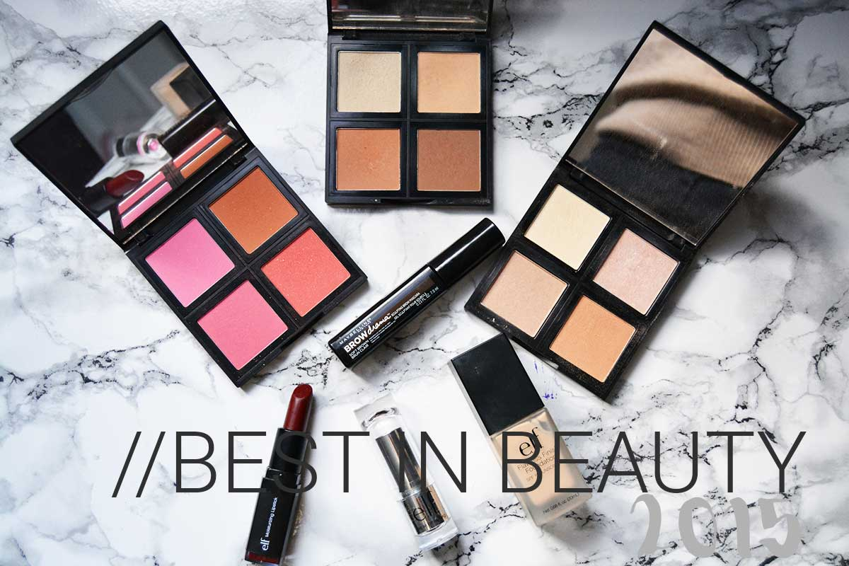 Year in Review: Best of Beauty 2015