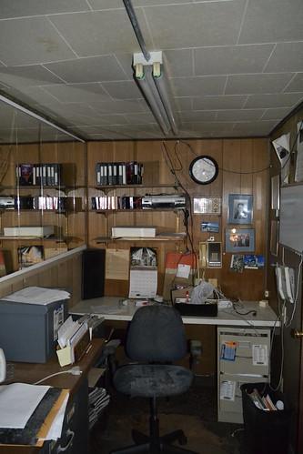 DeVore's Desk