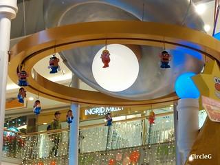 薯蛋頭 DISNEYLAND TOY STORY 新都城中心 寶琳 將軍澳 HONGKONG 2015 CIRCLEG 聖誕裝飾 (6)