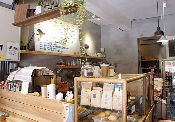 台北下午茶古亭NUKI咖啡店02