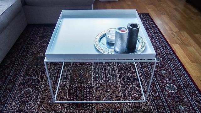 Hay pöytä