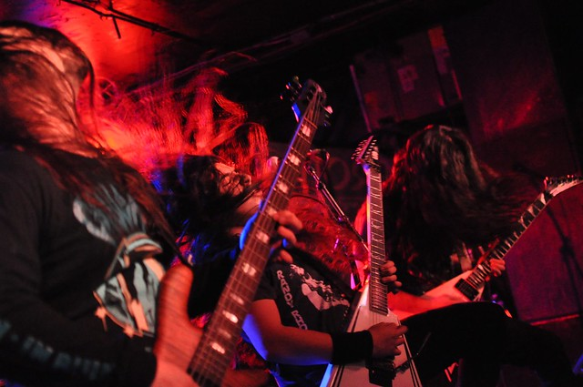 Exmortus at Ritual
