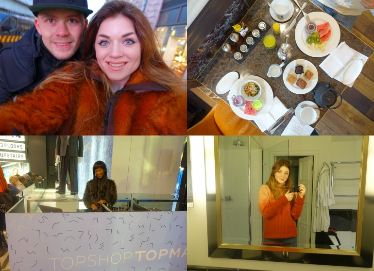 Vlogging is a party #4 - Het goede Londen leven / Fashion is a party