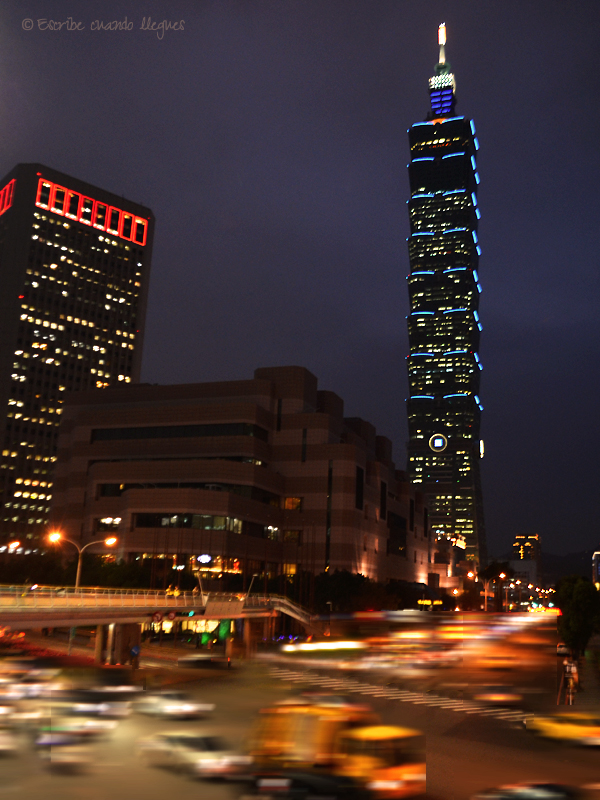 Taipei 101 (Taiwán)