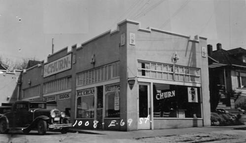 Roosevelt Churn, 1937