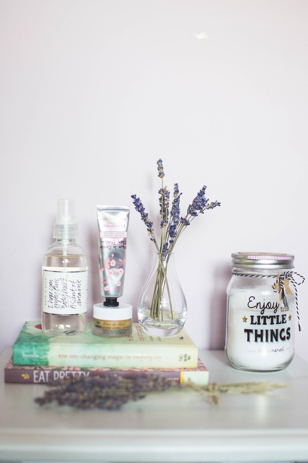 The Bedside Table